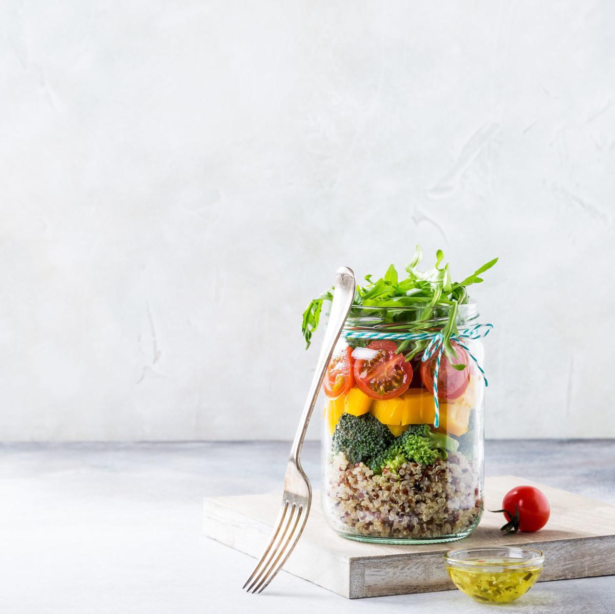 Taste | Simple Summer Quinoa Salad
