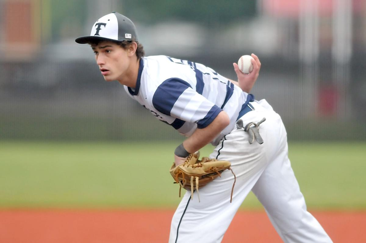 2A Baseball Regional: Benton vs Z-R-C
