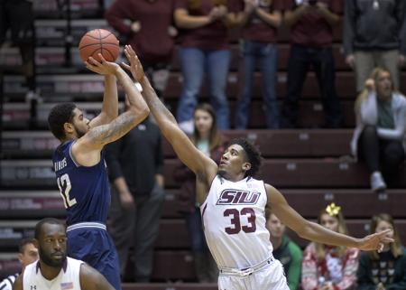 SIU 69, Jackson State 51: 3 things we learned from Salukis' victory - Please turn images on