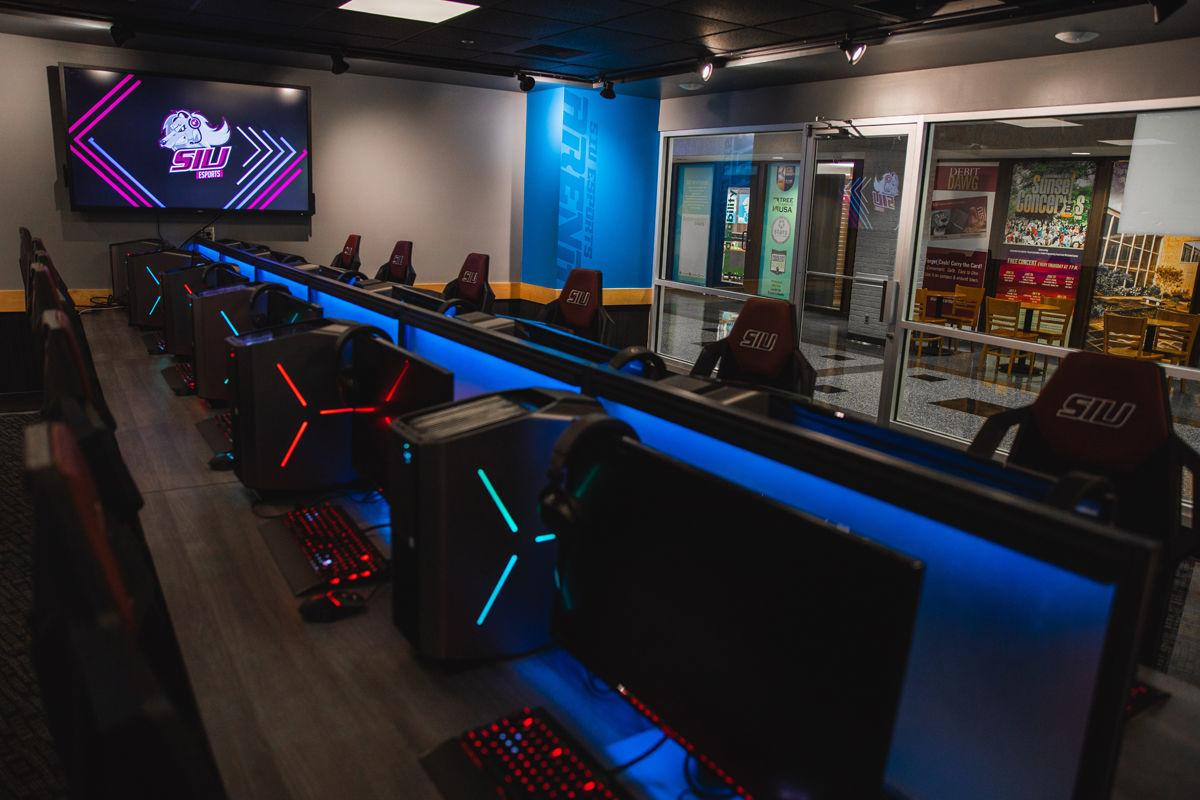 SIU's new Esports Arena