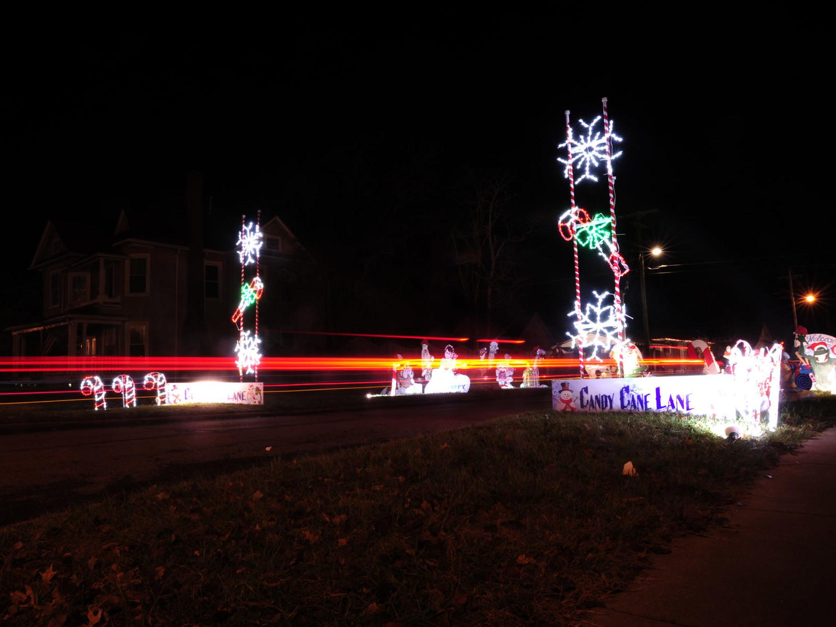 Frankfort Christmas Lights 2021 Holiday In Lights Candy Cane Lane From The Beginning Life Style Magazine Thesouthern Com