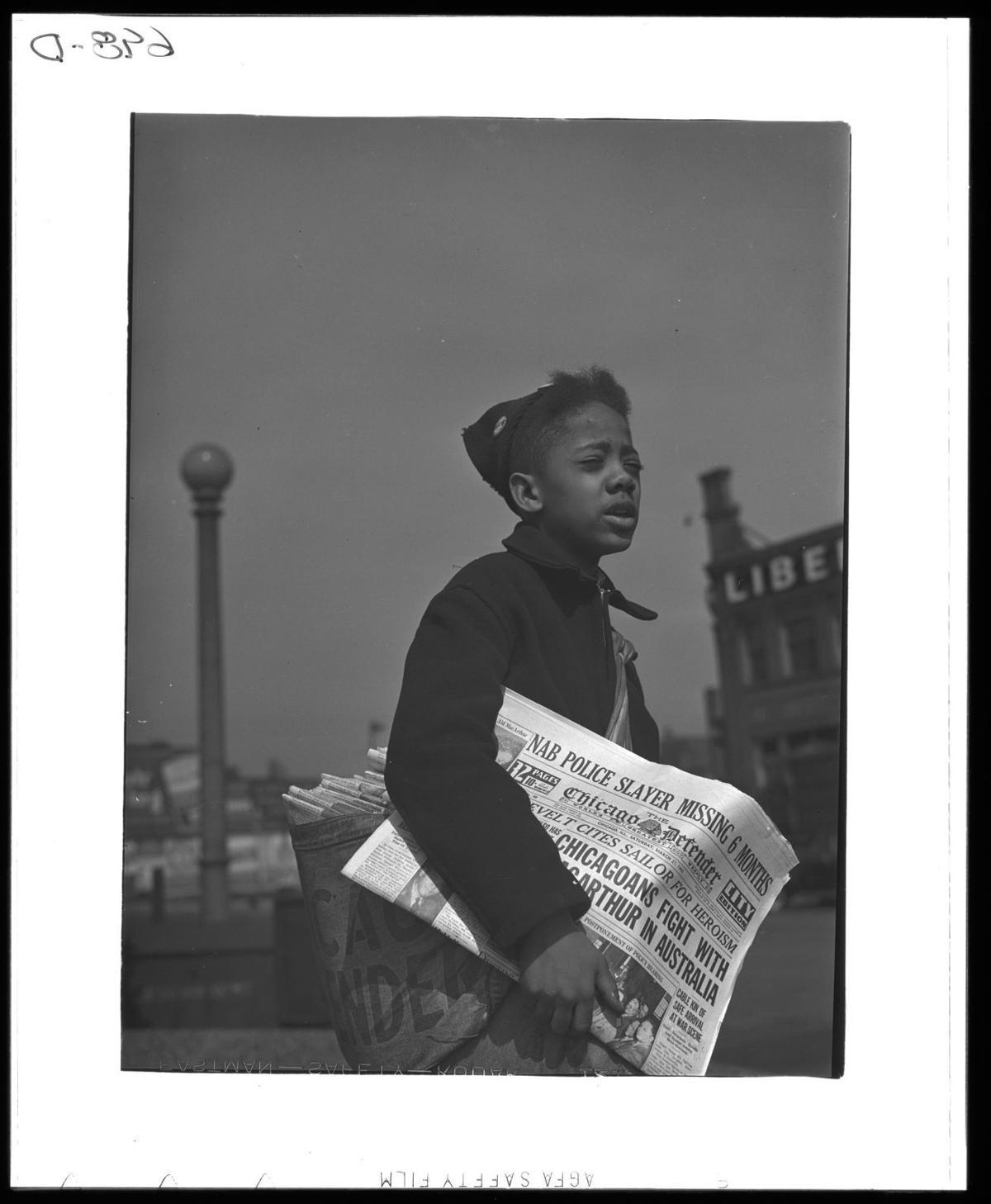 Chicago Defender - Paperboy