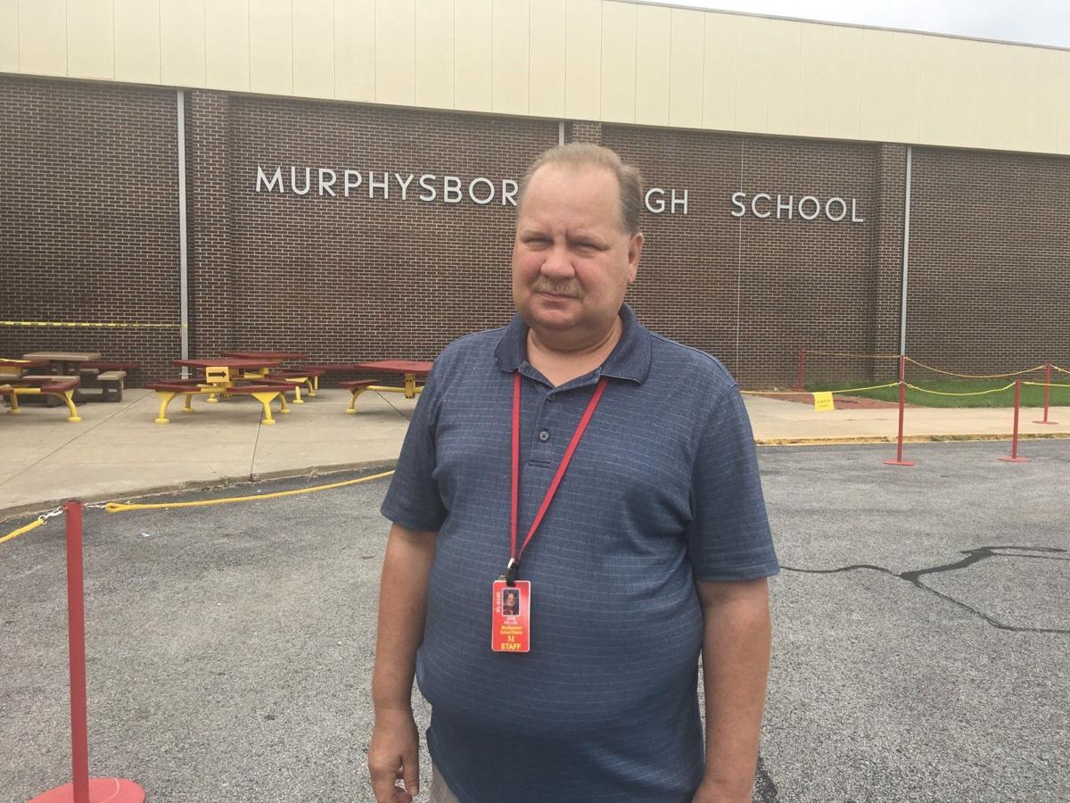 John Keller at Murphysboro High School