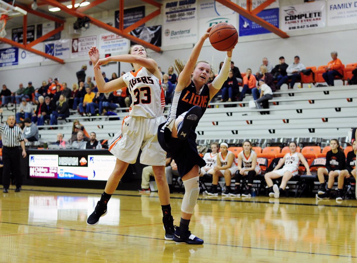 Girls Basketball Carterville Defense Dominates In Win Over Herrin