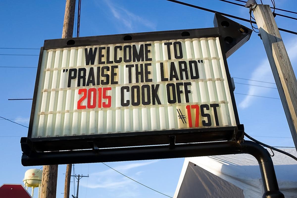Praise the Lard (copy)