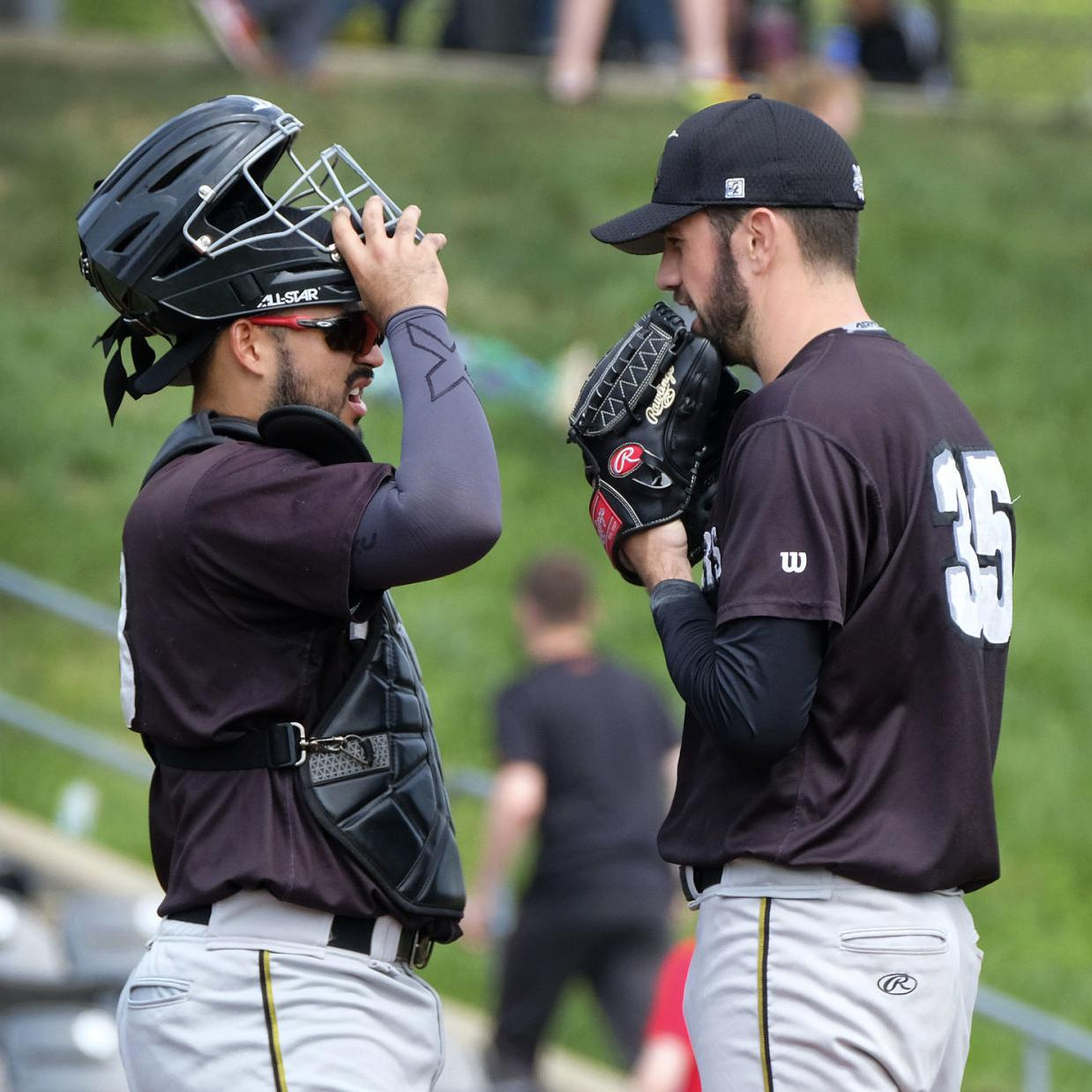 Frontier League Baseball | Nieto brings MLB experience to
