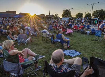 Carbondale Connections | Sunset Concert 19-2