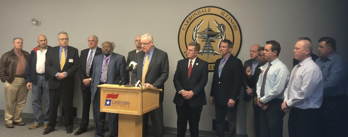 Elected officials in Carbondale to urge SIU BOT to delay vote