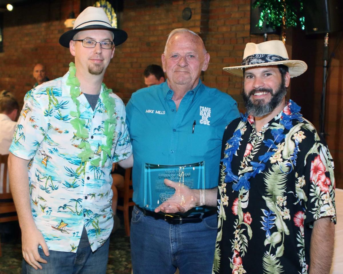 Social Seen: Murphysboro Chamber Awards Banquet
