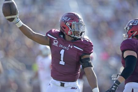 Salukis hope win over ISU is the beginning of big things - Please turn images on
