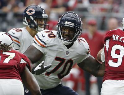 Bears Massie Football