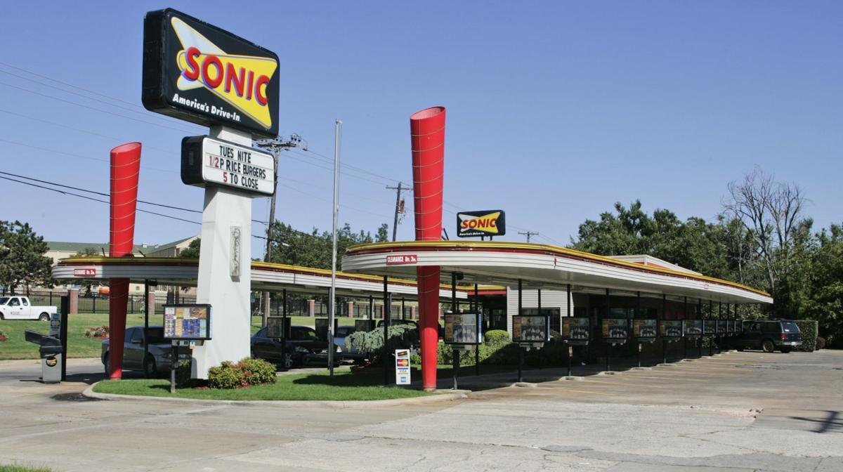 Sonic Restaurant Buffalo Ny Menu