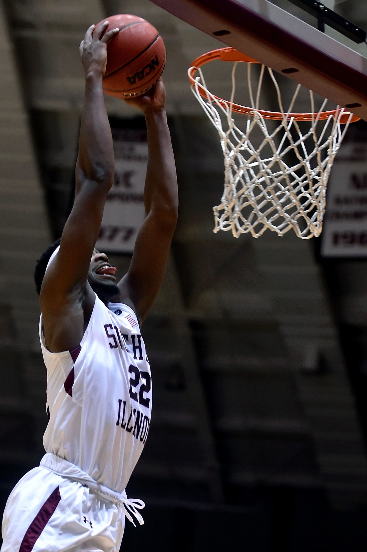 Salukis pull off improbable comeback, down Illinois State 74-70