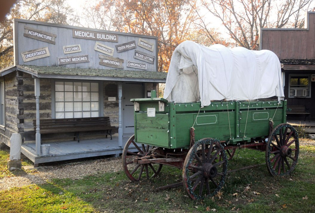 Jefferson County Historical Village and Nature Trail
