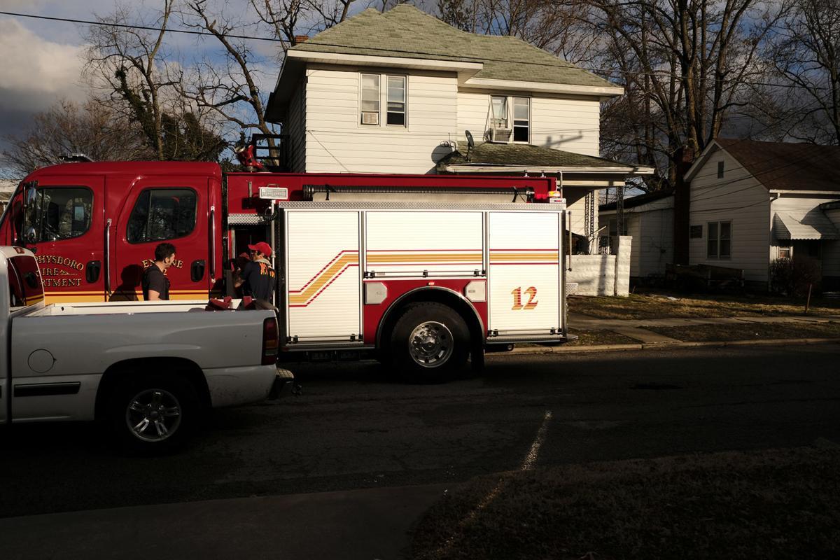 Murphysboro Apartment Fire