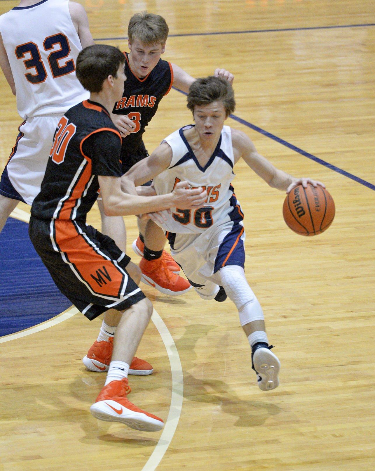 Prep Basketball Cartervilleu0027s defense shuts down Mount