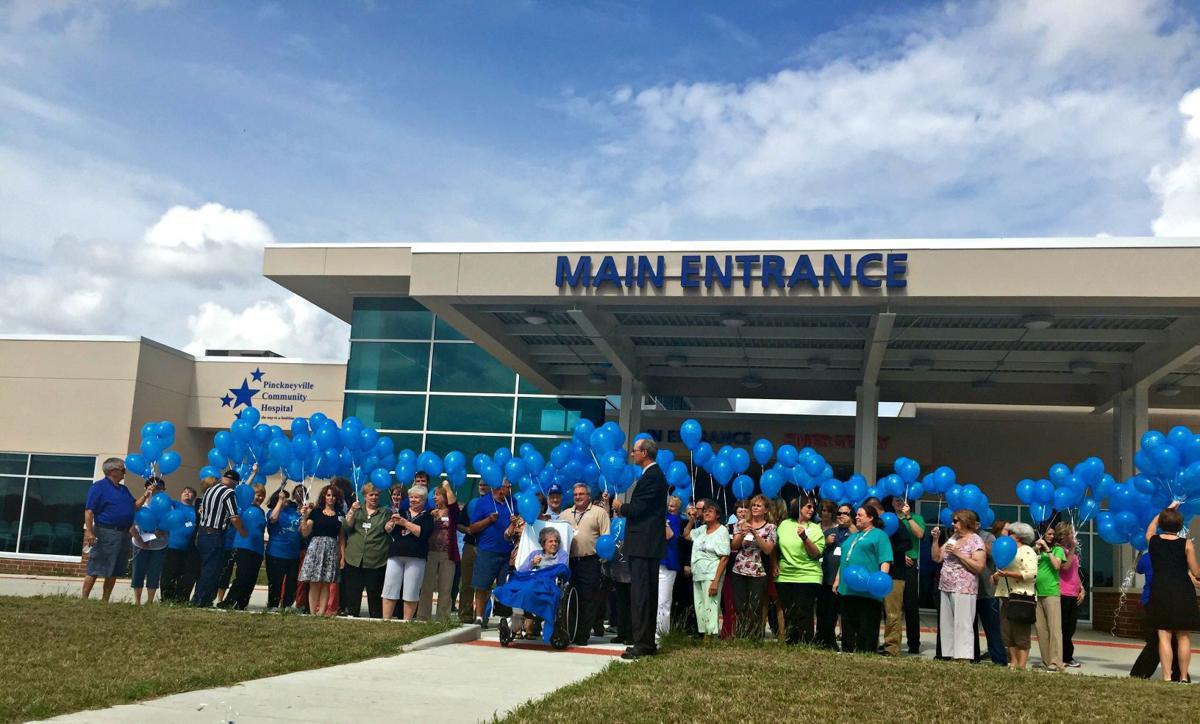 New hospital opens in Pinckneyville