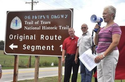 Work to commemorate Trail of Tears under way | Environment