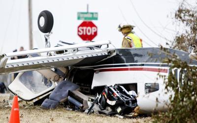 Waterloo plane crash