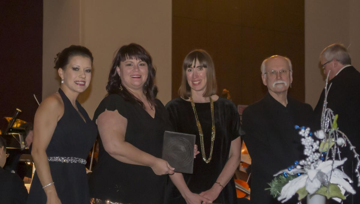 Carbondale Chamber banquet