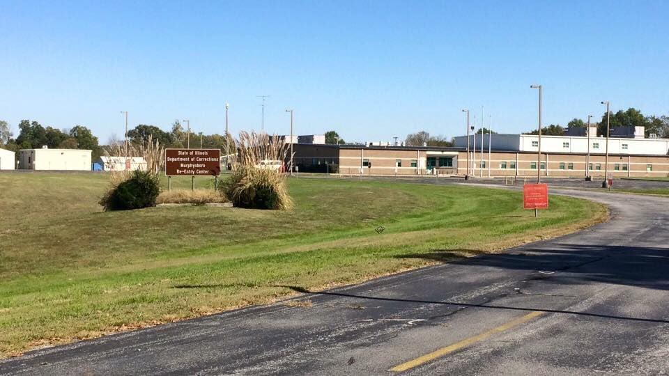 IDOC Re-Entry Center site in Murphysboro