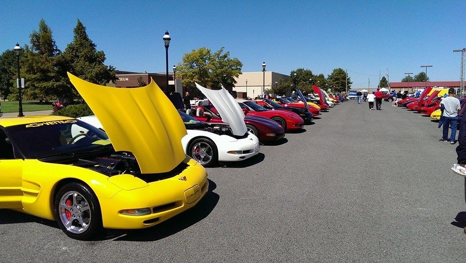 Blog: Corvettes on the River benefiting Cassidy's Cause Saturday in Paducah