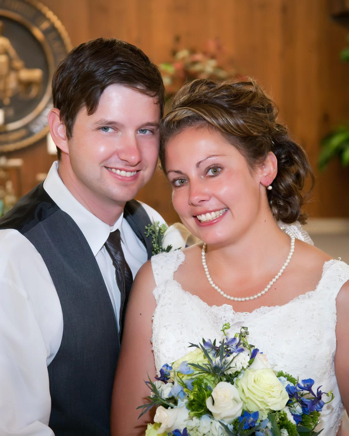 Anthony and Megan Hargett
