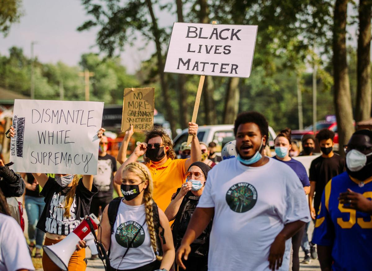 Vienna Rally for Racial Justice