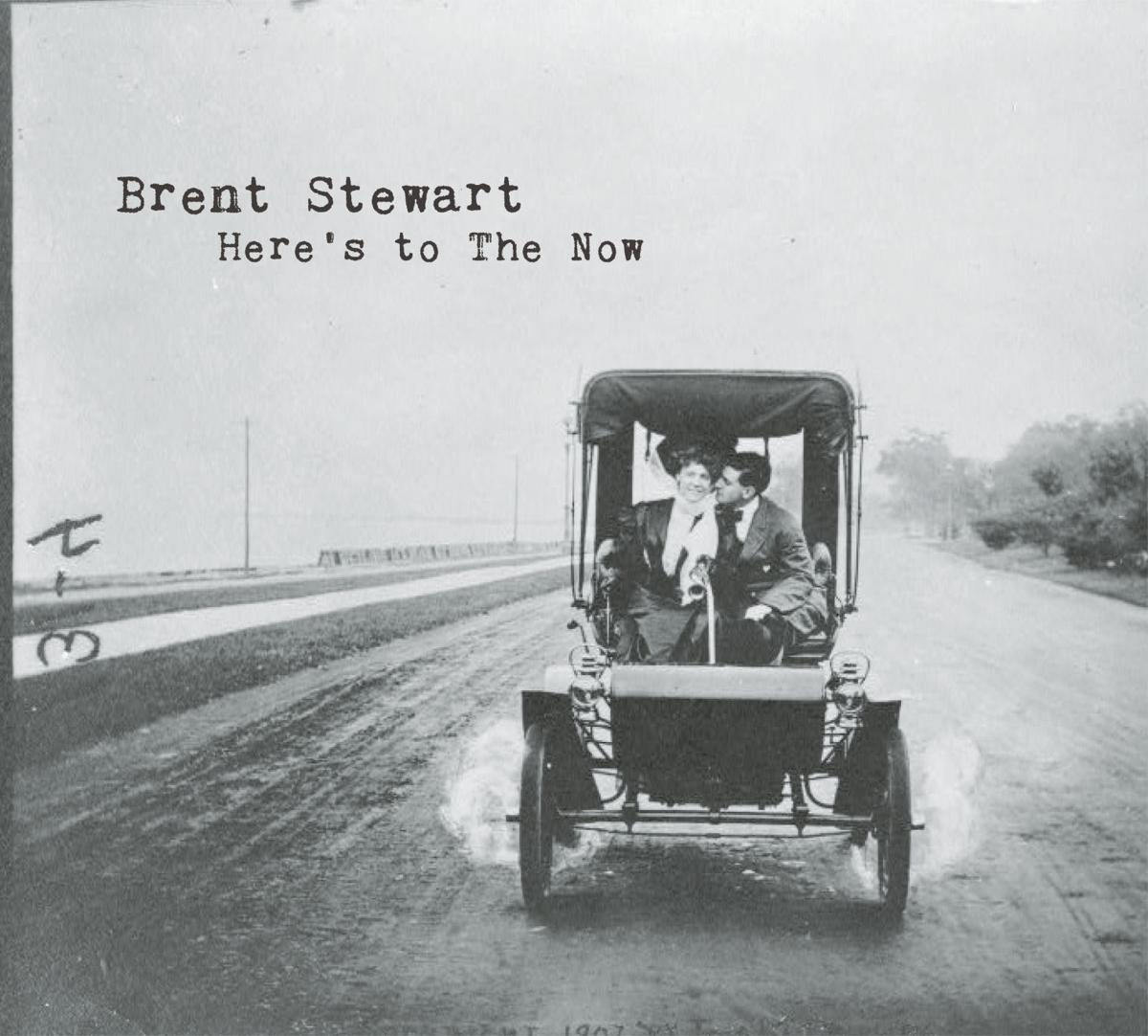 Brent Stewart - Album Cover