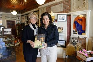 Teacher, student write community history book that sparks preservation movement
