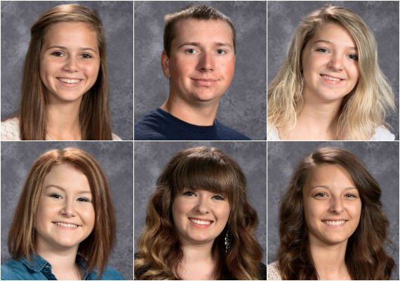 2016 Honors: Crab Orchard High School
