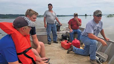 Illinois farm communities fight rounds of flooding