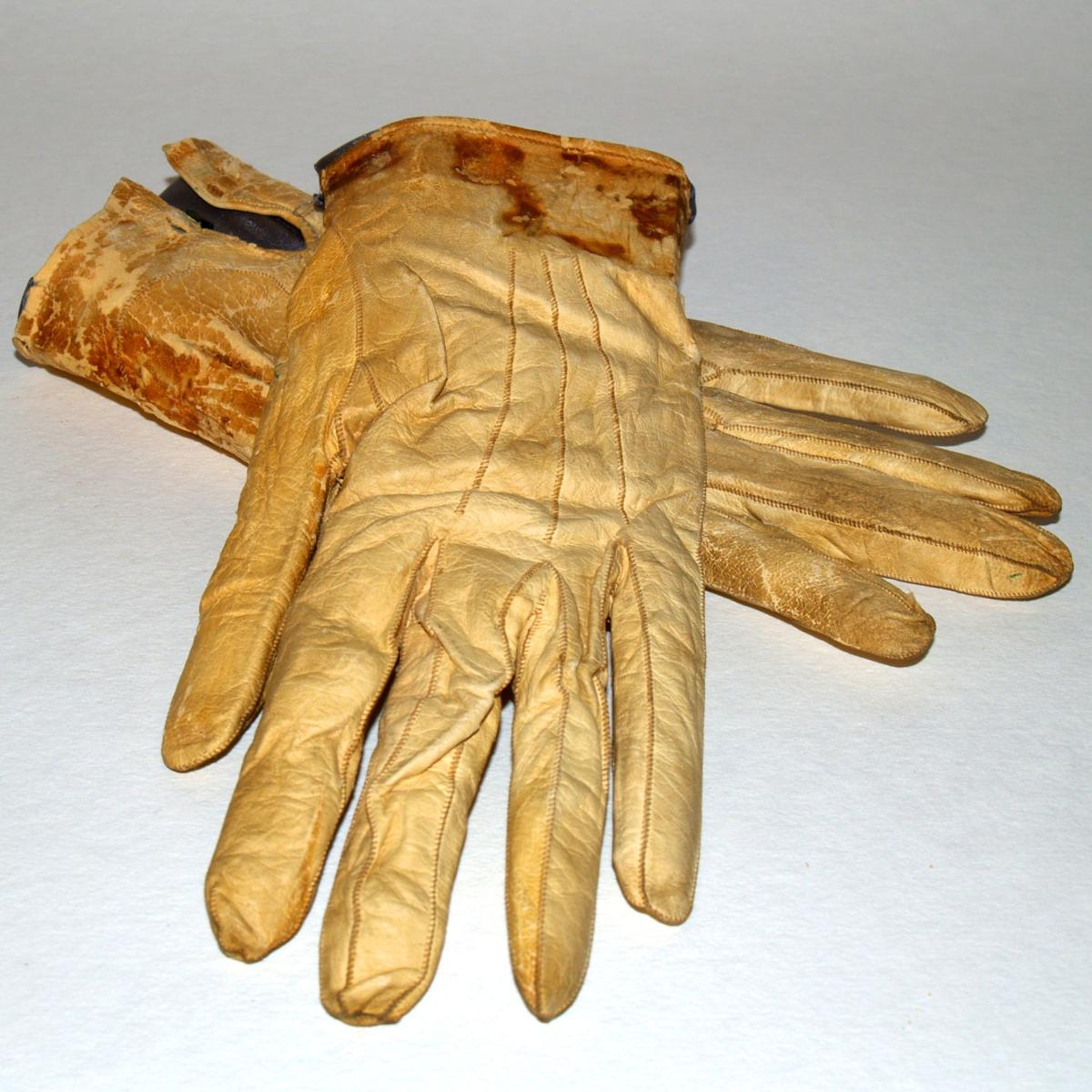 Lincoln Museum Bloody Gloves