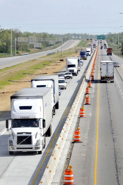 Illinois road construction hits high gear | Local News