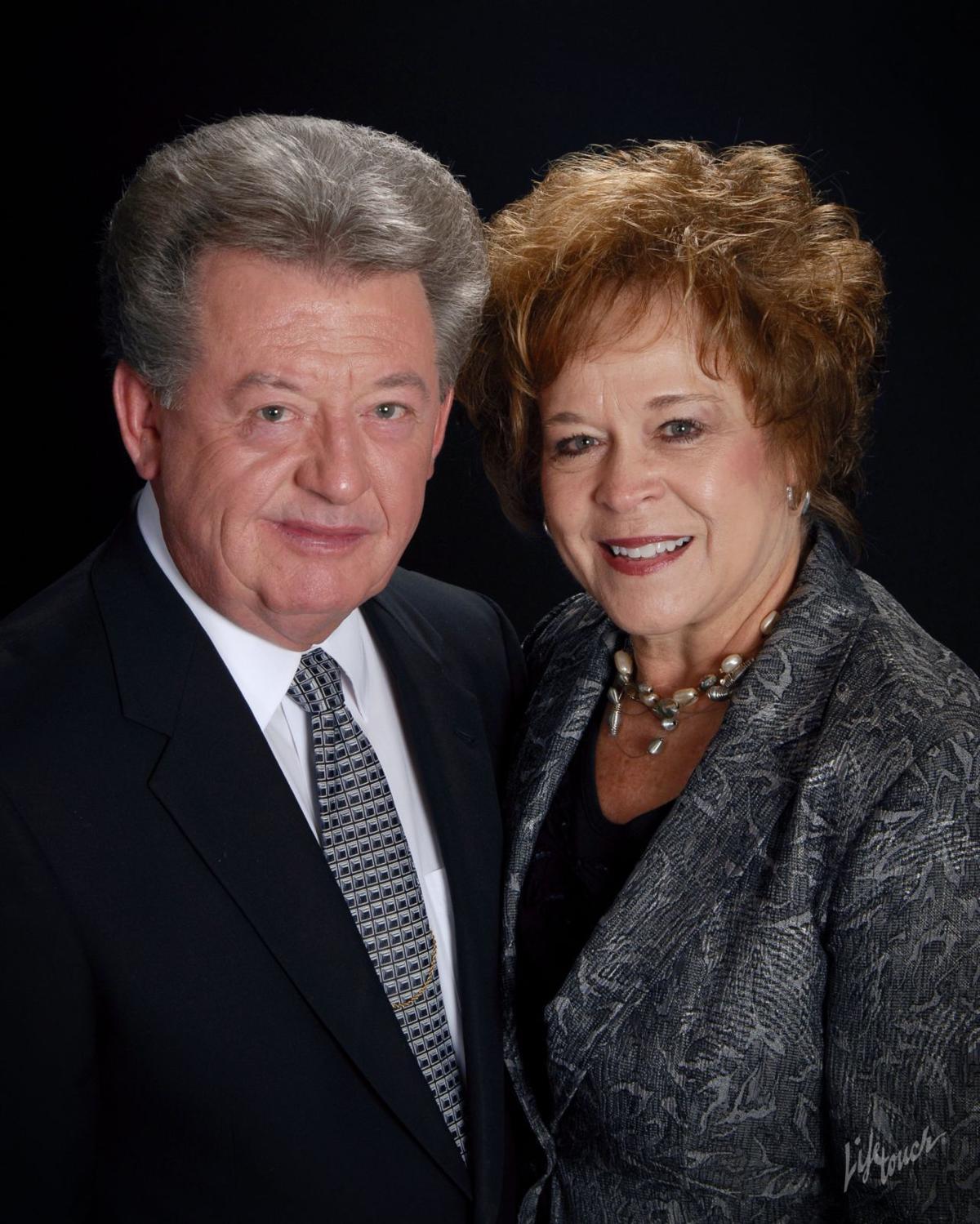 Rev. and Mrs. Gary Clark