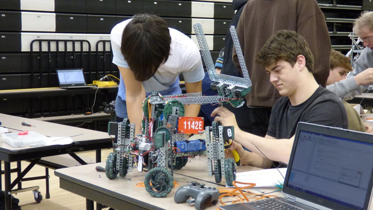 CCHS Robotics Tournament