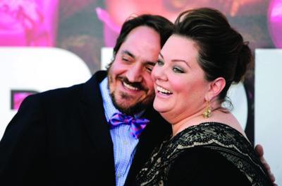 Melissa McCarthy, Ben Falcone