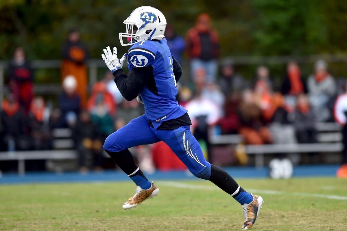 Prep Football Playoffs: Hillsboro at Anna-Jonesboro