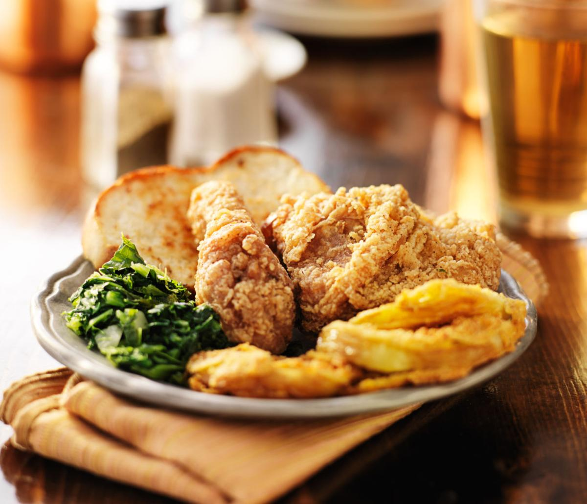 Cooking Southern Style With Healthy Variations | Foodal  |Southern Cooking Fried
