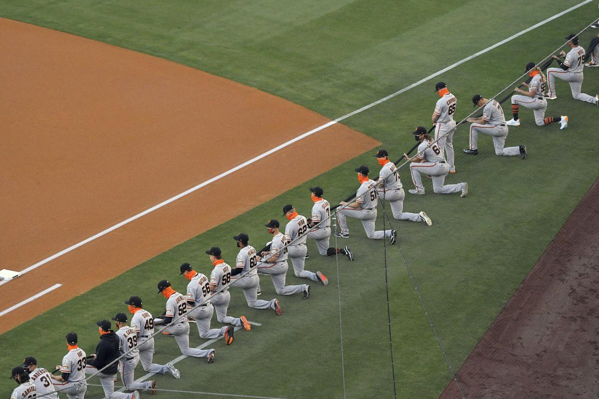 Giants Dodgers Baseball