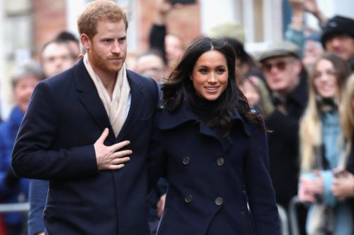 Meghan Markle Is Being Baptized Into The Church Of England Before Marrying Prince Harry