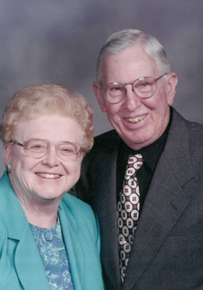 Ada and Lowell Heller