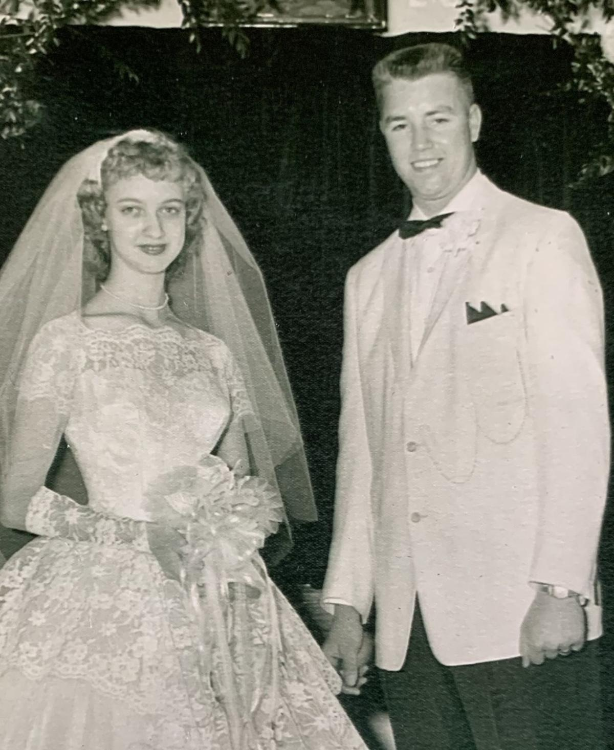 Peggy and Donald Vaughn