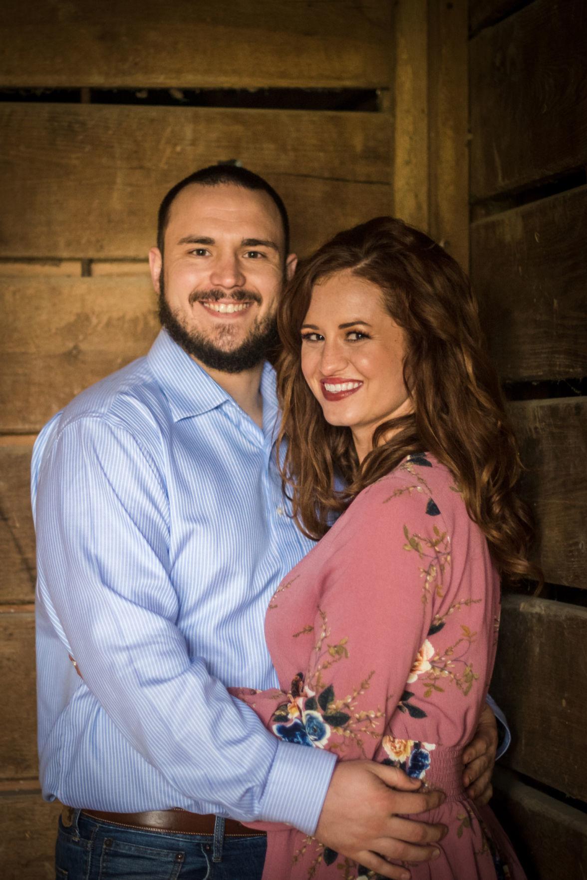 Shane Carlton and Jenna Doerr