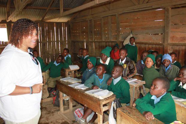 Group Seeks Adoptive Families for Kenyan Children