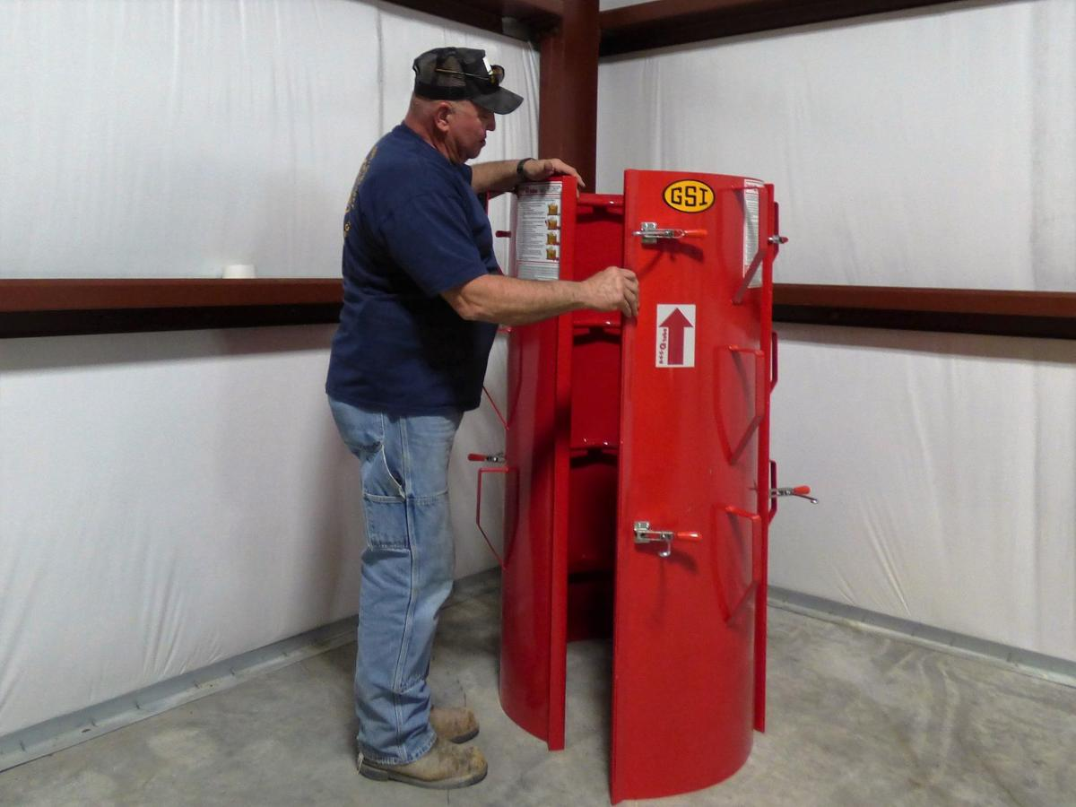 Jackson County farmers can breathe easier after donation of