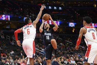 Magic Wizards Basketball