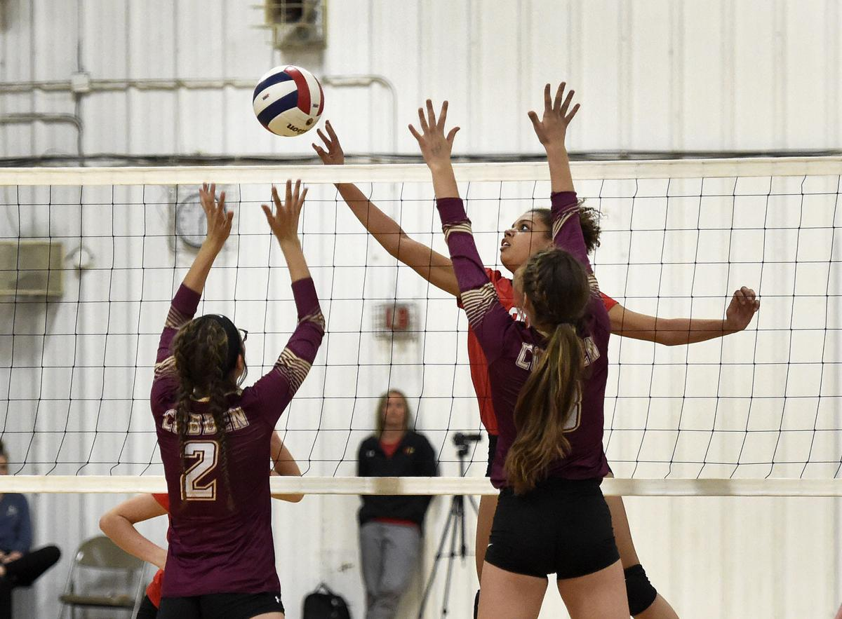 Prep Volleyball | Grayville and NCOE staging rematch for