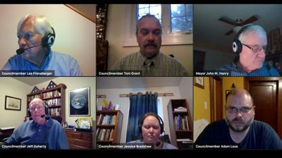 Carbondale COVID Meeting