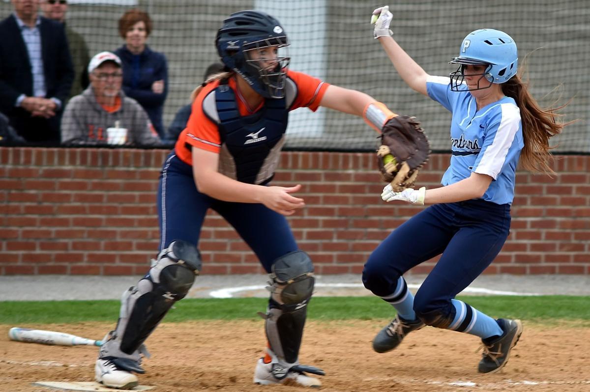 Carterville Defeats Pinkneyville in Prep Softball
